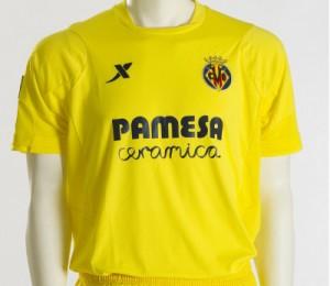 Villarreal strój domowy