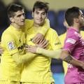 Villarreal pewnie awansuje