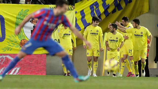 Villarreal pokonuje Levante 1:0