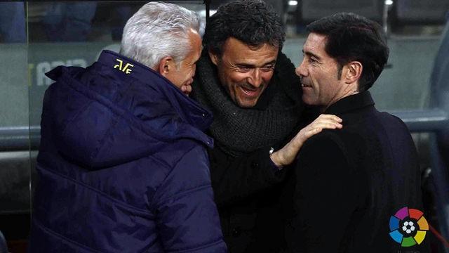 Setny mecz Marcelino Garcii