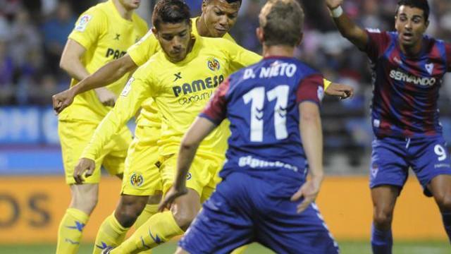 Villarreal pokonuje SD Eibar 1:0