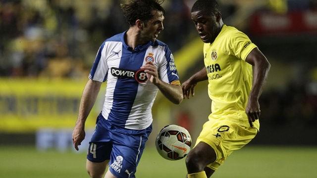 Villarreal przegrywa z Espanyolem 3:0